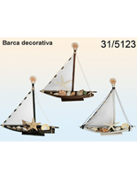 BARCA DECORATIVA